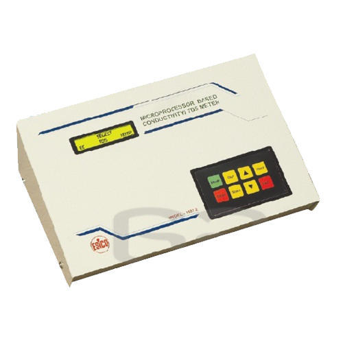 Micro Processor Based Conductivity / Tds Meter