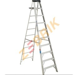 Aluminum Regular Duty Single Ladder