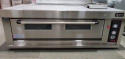 One Deck Three Tray Gas Oven