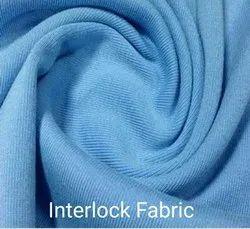 PC Interlock Knitted Fabric
