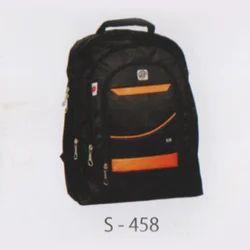 S.K Bags School Backpack, Packaging Type: Plastic Packet