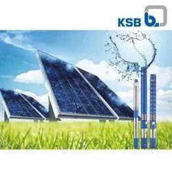5 HP KSB Solar Pump System