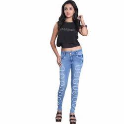 Regular Bottom Ladies Jeans