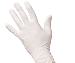 Latex Examination Gloves For Hospitals