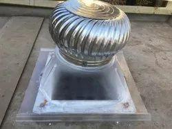 Polycarbonate Base Air Ventilator
