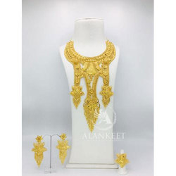 Designer Big Necklace Set