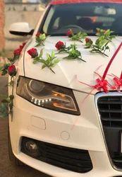 Flowers Car Decoration Service