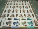Screen Printed Double Bed Sheets