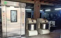 Bakery Machines Setup ( Inclusive of all GST )