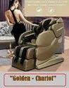 4D Zero Gravity Massage Chair - Golden Chariot