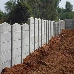 Garden Compound Wall