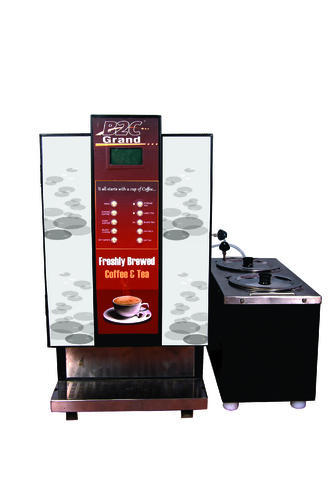 Fresh Milk Coffee Maker Machine