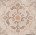 Argilla Fusion Decor Floor Tiles