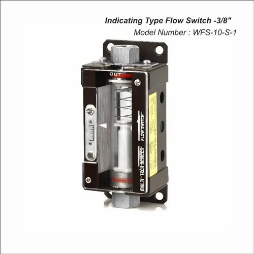 Indicating Type Water Flow Switch