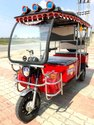 Battery Operated Electric E-Rickshaw