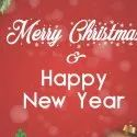 Wish You A Merry Christmas Printing Service