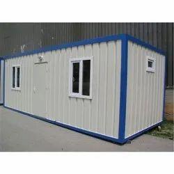 Mild Steel Cabin