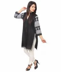 Party Wear Kurti With Legging