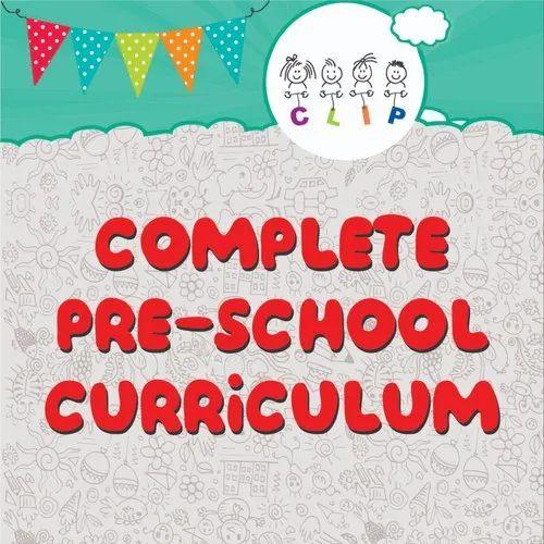Complete Pre School Curriculum