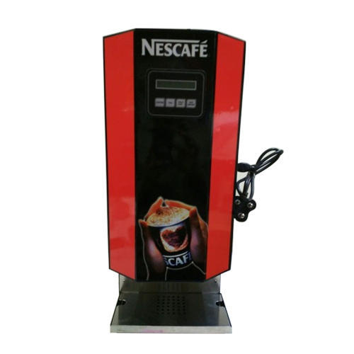 2 Lane Tea Vending Machine