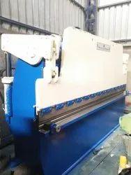 Hydraulic Bending Machine, Cutting Load: 25-500 Ton