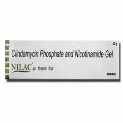 Clindamycin Phosphate And Nicotinamide Gel
