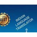 Indian Language Translation Service
