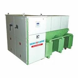 Fully Automatic Oil Cooled Servo Stabilizer