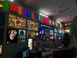 LED Branding