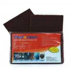 MAROON NON WOVEN HAND PADS