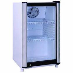 Stainless Steel Single Door Commercial Refrigerator, Capacity: 200 L