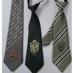 School Logo Tie