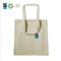 organic cotton reusable bag