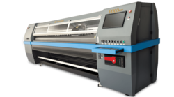 Colorjet High Speed Solvent Printing Machine, Speed: 1600 sq. ft/hour
