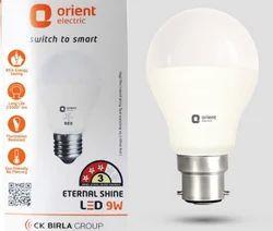 ORIENT 9w Led Bulb