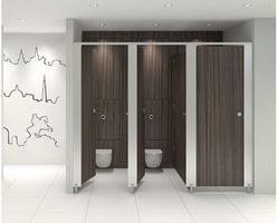 GRP Washroom Doors