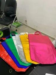 Plain Multicolor Shopping Carry Bags