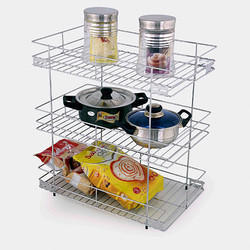 Sparkle Three Shelf Pullout