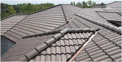 Monier Concrete Roof Tile At Rs 65 Square Feet Concrete