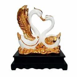 Duck Pair Statue