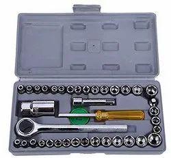 Multi Purpose Combination Socket Wrench Set
