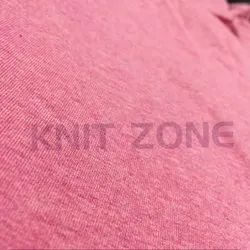 Plain Blended Knitted Apparel Fabric, Gsm: 115 To 220