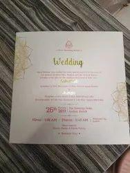 English Wedding Card Printing Services