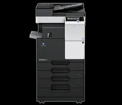 Multi-Function KONICA MINOLTA BH-227 PHOTOCOPIER MACHINE, Supported Paper Size: A3