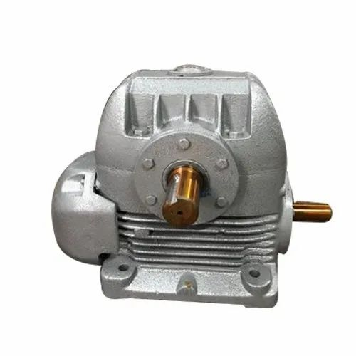Horizontal Type Worm Gearbox