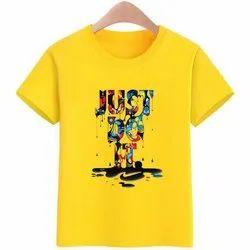 Boys Half Sleeve Round Neck T Shirt