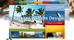 Tour Package Website Designing