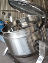 Swaraj 304 Stainless Steel Vertical Type Jacketed Steam Cooker For Medicine, Capacity: 5000 Liter