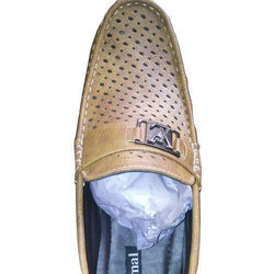 Brown Men's Loafer Casual Shoes
