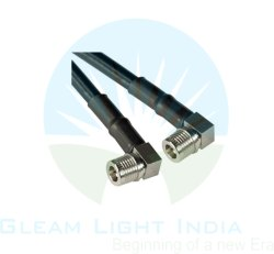 RF Cable Assemblies QMA Right Angle to QMA Right Angle in RG 174